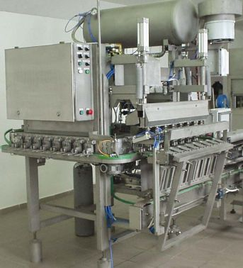 Linear Rotary Filling Machine