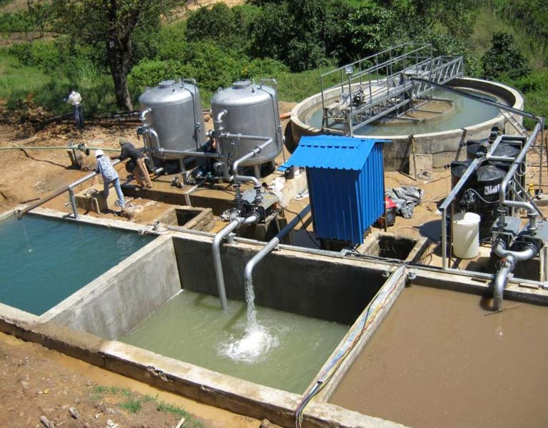 Mineral Water Treatment Plant For Chemical Industry