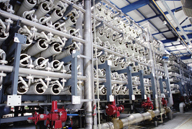Wastewater Treatment Plant for Desalination