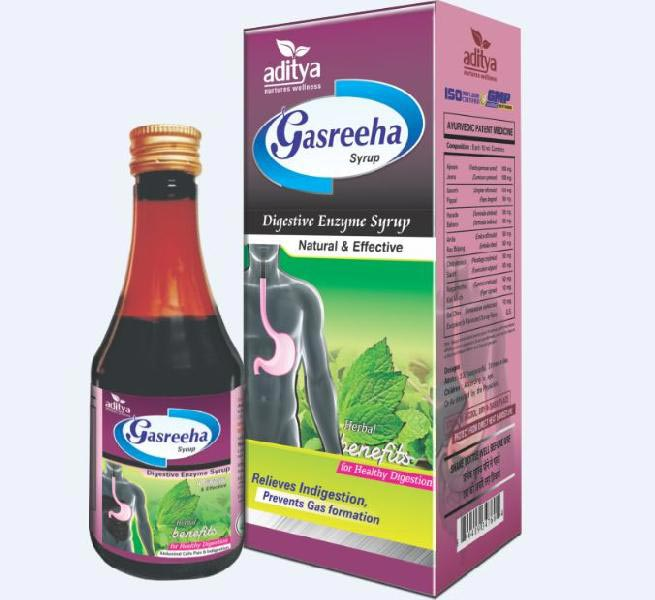 Gasreeha Syrup