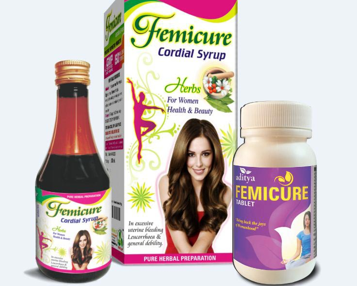 Femicure Syrup & Tablets