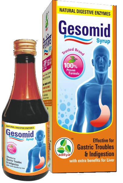 Gesomid Syrup
