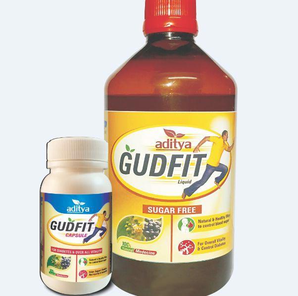 Gudfit Liquid & Capsules