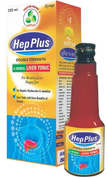 Hep Plus Syrup