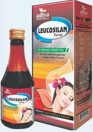 Leucosilan Syrup