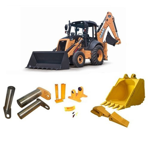 JCB Backhoe Loader Spare Parts