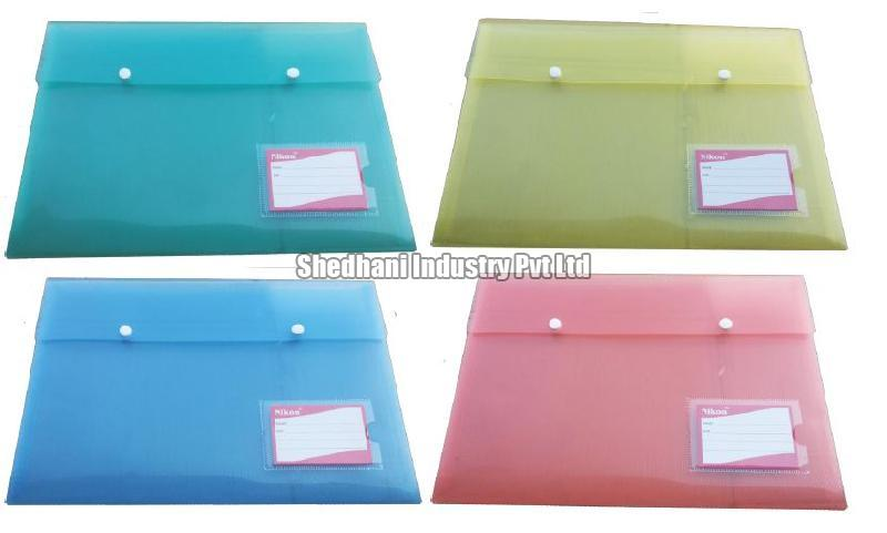 F-1051 Button File Bags