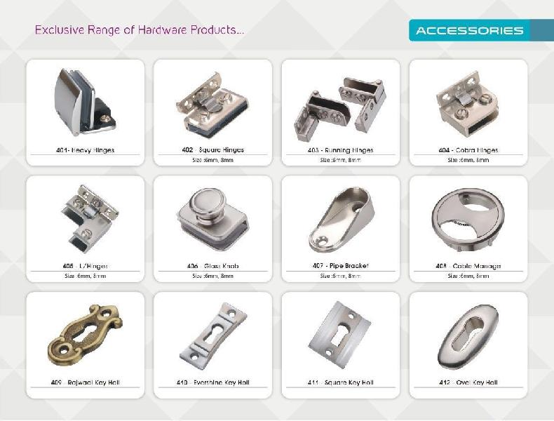 Hardware Fittings (Accessories)