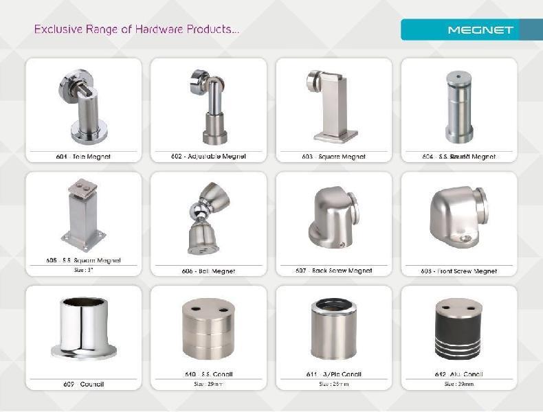 Hardware Fittings (Megnet)