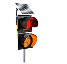 Solar Traffic Blinkers