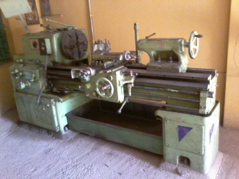HMT H22 All Geared Lathe
