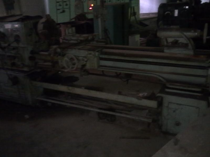 Used All Geared Lathe Machine - 10' (HMT LB20)