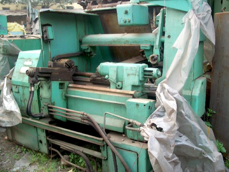 Used All Geared Lathe Machine (HMT S-Pilot)