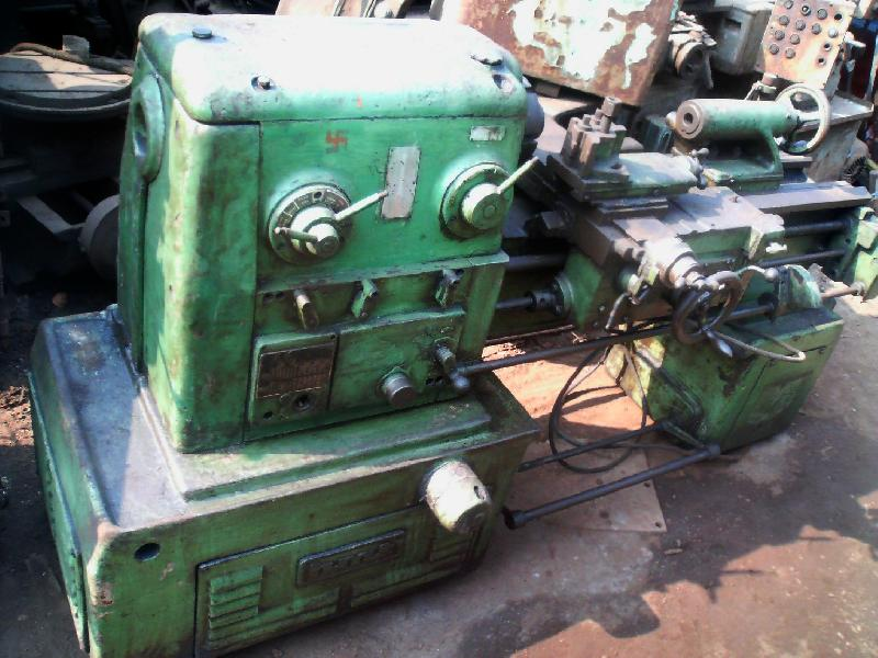 Used All Geared Lathe Machine - 6' (HMT Shimoga)