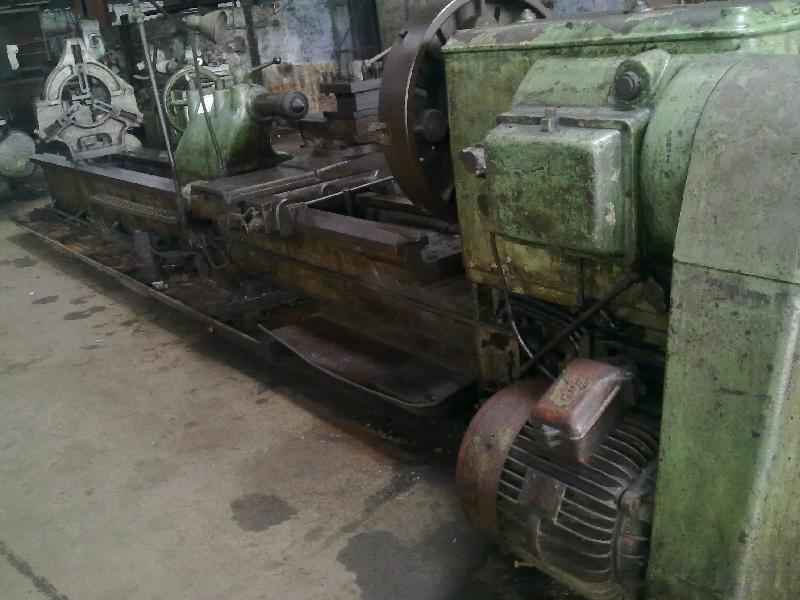Used All Geared Lathe Machine - 3000mm admit (Poreba Make)