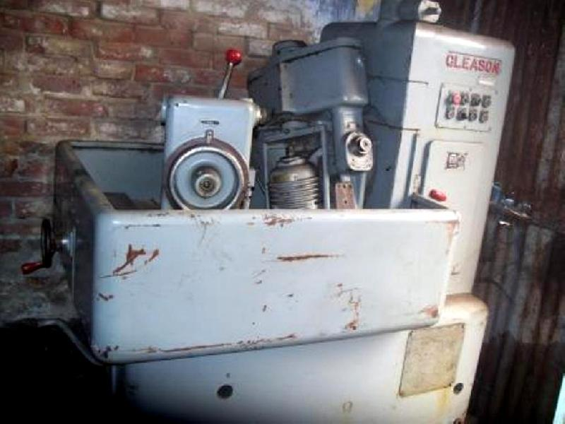Used Bevel Gear Cutter Sharpener