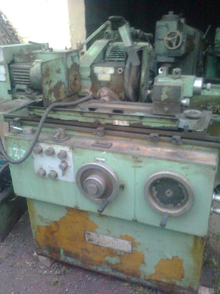 Used Cylindrical Grinding Machine (Parishud 450mm)