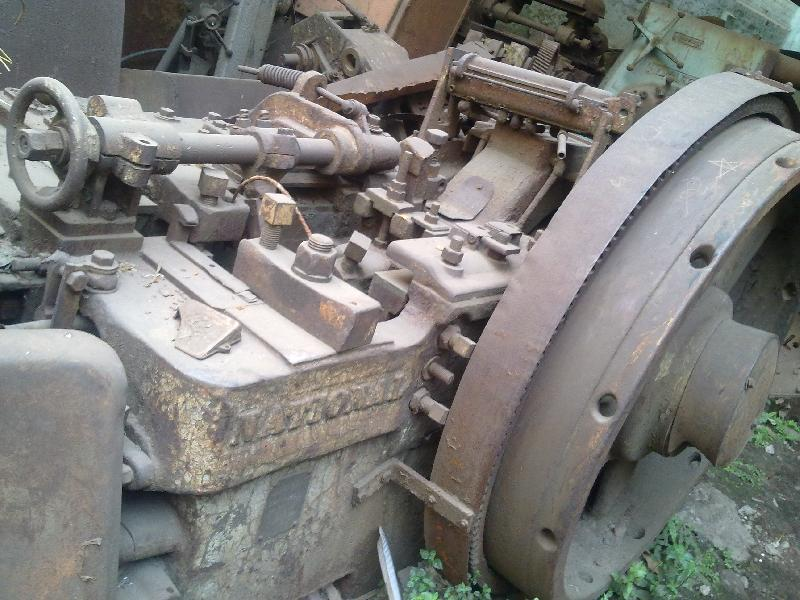 Used Forging Upsetter Machine