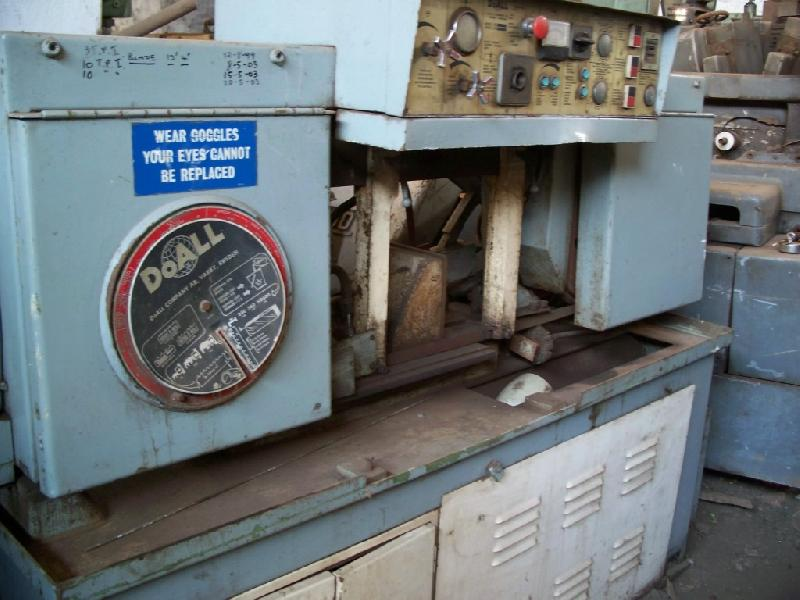 Used Horizontal Bandsaw Machine