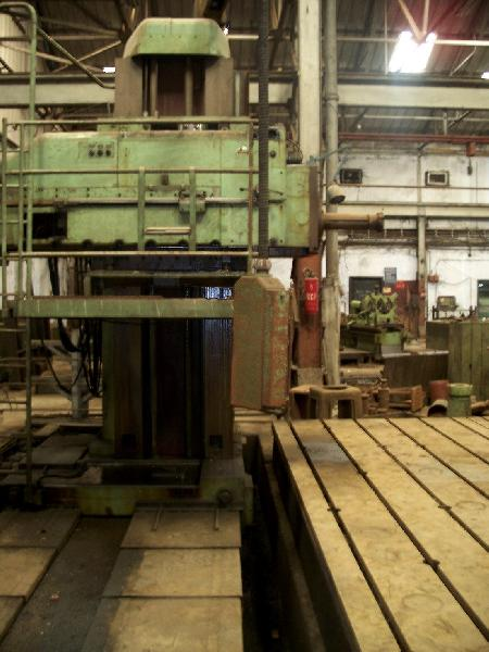 Used Horizontal Floor Type Boring Machine