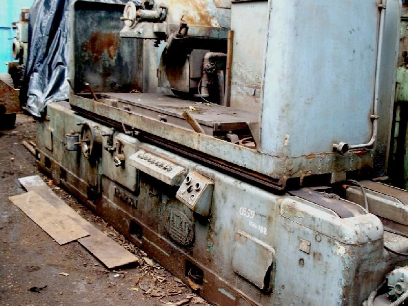 Used Horizontal Surface Grinding Machine (Thompson 2000mm x 600mm)