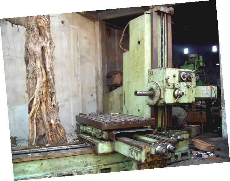 Used Horizontal Table Type Boring Machine (AFD100)