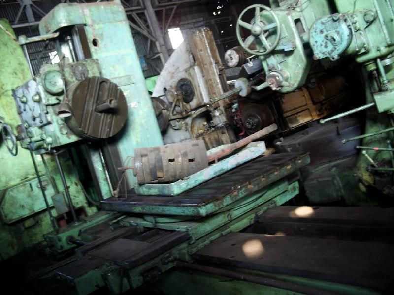 Used Horizontal Table Type Boring Machine (BFT 100xII)