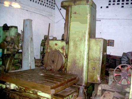 Used Horizontal Table Type Boring Machine (H100)