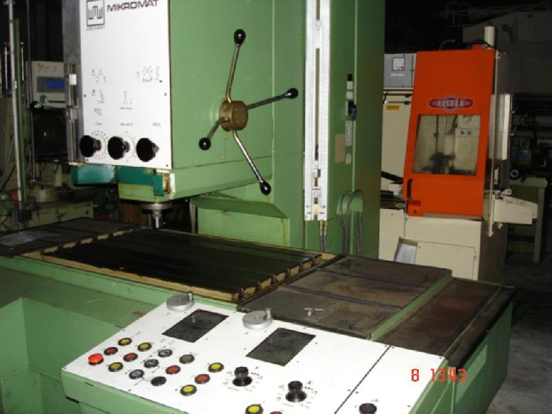 Used Jig Boring Machine (CQZ 1000 x 700)