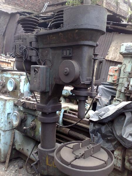 Used Pillar Drilling Machine (40 mm)