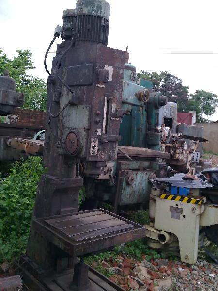 Used Pillar Drilling Machine (75 mm)