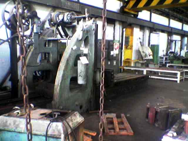 Used Planing Machine