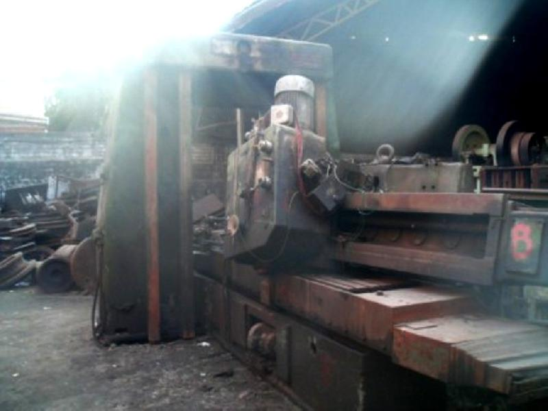 Used Plano Milling Machine (Germany)