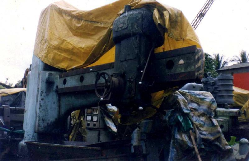 Used Radial Drilling Machine (MAS VR10)