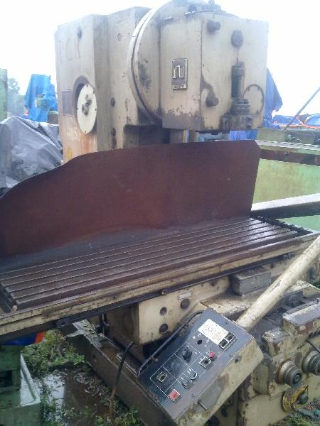 Used Vertical Milling Machine (WMW No. 4)
