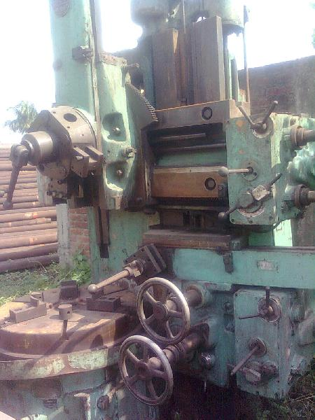 Used Vertical Turret Lathe Machine (850mm Cooper Make)