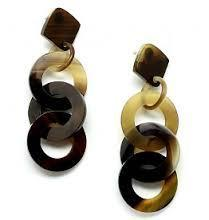 Horn Earrings 04