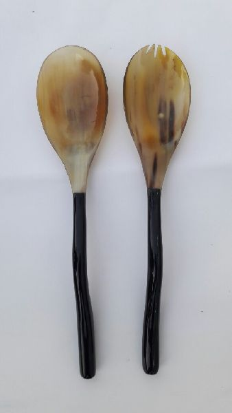 Horn Spoon Set 05