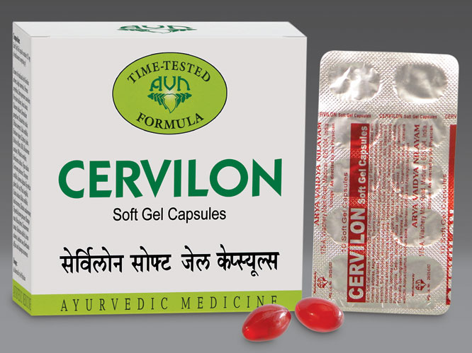 Cervilon Soft Gel Capsules
