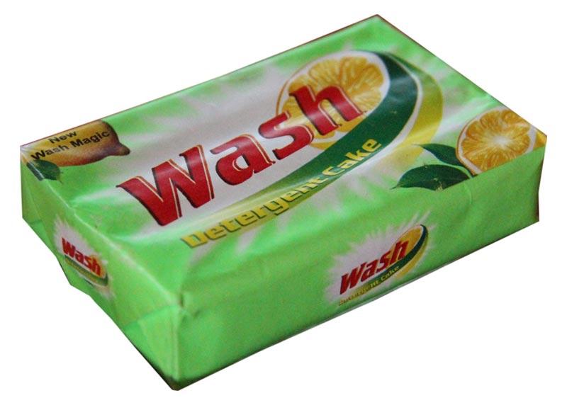 Wash Detergent Cake