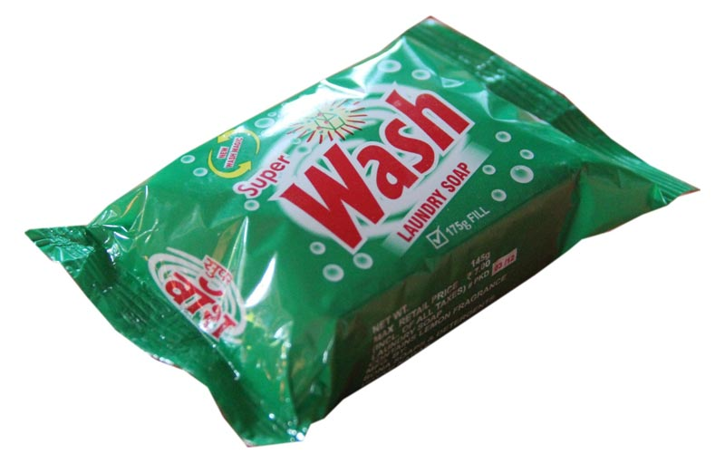 Wash Laundry Soap