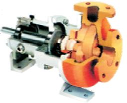 FRP Moulded Centrifugal Chemical Process Pump 01