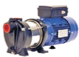 Horizontal and Vertical Centrifugal Pump 02