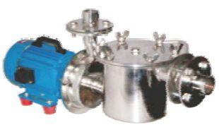Sanitary Centrifugal Pump 02