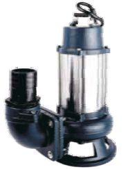 Waste Water & Sewage Submersible Pump 02