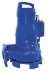 Waste Water & Sewage Submersible Pump 03