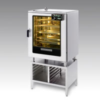 Combi Oven & Combi Steamer (NCE 1021)