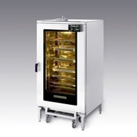 Combi Oven & Combi Steamer (NCE 2011)
