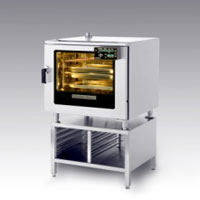 Combi Oven & Combi Steamer (NCE 611)