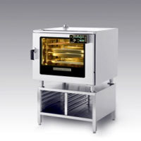 Combi Oven & Combi Steamer (NCE 621)